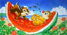 chip and dale Disney Fun, Baby Disney, Disney Magic, Disney Mickey, Disney Movies, Disney Pixar, Disney Characters, 1970s Cartoons, Nickelodeon Cartoons