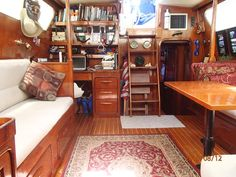 1979 Gulfstar Sailmaster Center Cockpit sailboat for sale in Florida   Boats & Yachts For Sale   Used Boats and New Boats For Sale