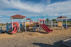 The kids will love Canyon View Park!