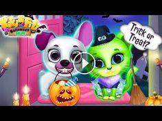 google halloween games