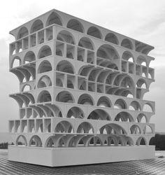 FS13 - S. Berger kerez structuur concept maquette