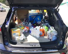 Food Drive, Rotary, Navajo, Cleaning Supplies, Water Bottle, Drinks, Drinking, Beverages, Eating Habits