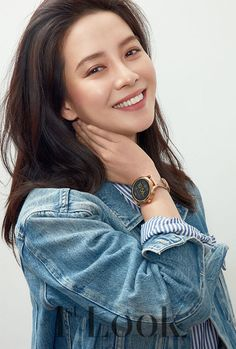 Song Ji Hyo always looks gorgeous in modeling shoots and this one is no different. For the October version of Look, she's modeling hand-bags and watches and she looks stunning and so, so … Korean Beauty Girls, Asian Beauty, Ji Hyo Song, Running Man Members, Ji Hyo Running Man, Singer Fashion, Ulzzang Korean Girl, Model Face, Korean Actresses