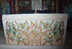 Brockhampton Church Embroideries - Church of All Saints