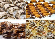 Sbírka 17 receptů na ořechové vánoční cukroví, které nesmí chybět na svátečním stole | NejRecept.cz Gingerbread Cookies, Cereal, Stuffed Mushrooms, Food And Drink, Yummy Food, Vegetables, Breakfast, Gingerbread Cupcakes, Stuff Mushrooms