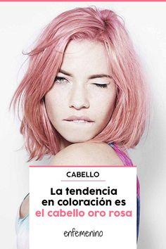 137 mejores imágenes de Tendencias cabello 2018 -2019   Hair trends ... 6c993ca26016