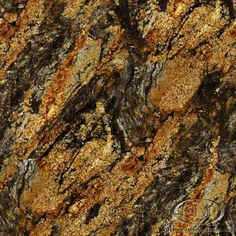 Magma Gold granite is a natural stone that could be used for kitchen countertop surfaces. Quartz Bathroom Countertops, Granite Countertops Colors, Granite Colors, Granite Slab, Granite Kitchen, Kitchen Countertops, Kitchen Backsplash, Kitchen Cabinets, Granite Paint