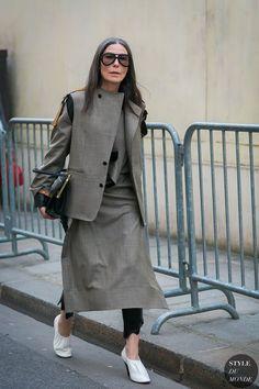 Veronique Tristam by STYLEDUMONDE Street Style Fashion Photography