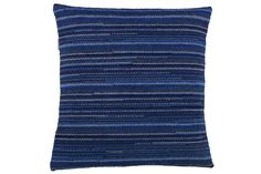 Lampi floor pillow is rich in blue shades. It's not only beautiful but also comfortable. Find it online www.viitanordic.com