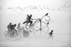 29 photos surréelles de Burning Man