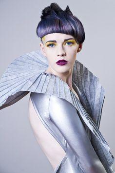 Young Talent finalist Karina Grace Gollins, New Zealand, Trend Interpretation: Echo