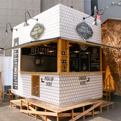 Delightful to my website in this particular time I am going to show you concerning Container Shop Design Ideas. Container Coffee Shop, Container Cafe, Cafe Shop Design, Kiosk Design, Small Cafe Design, Signage Design, Design Design, Graphic Design, Food Cart Design