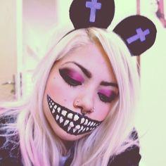 Pastel Goth Girl