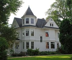 August and Theresa Green house (1903), Stevens Point, WI