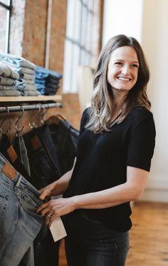 Meet Our Denim Designer: Jenny   FASHIONABLE