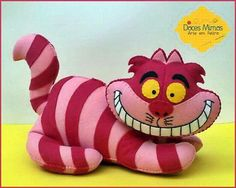 Gato alice feltro