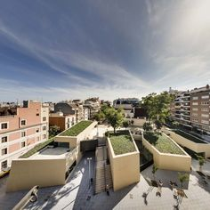 Joan Maragall Library by BCQ arquitectura barcelona.