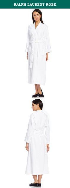 RALPH LAURENT ROBE. bathrobes.