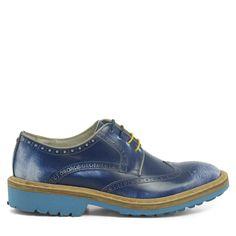 Van Gils Footwear Roding Leder - Donkerblauw | yourStore24