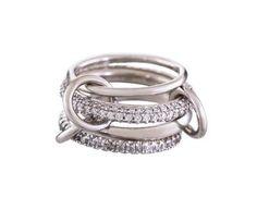 Spinelli Kilcollin - Vega Diamond Stacking Ring in Designers Spinelli Kilcollin Rings at TWISTonline