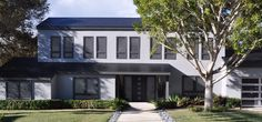 Elon Musk has revealed his company Tesla's latest world-changing innovation: a solar roof system so fully integrated into a home's architecture as to...