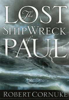 The Lost Shipwreck of Paul by Robert Cornuke. $8.82. 232 pages. Publisher: Global Publishing Services (August 25, 2005). Publication: August 25, 2005. This bibically historic book takes a look at documented specific find of all four, thirteen foot Alexandrian Roman Anchors discussed in Acts 27:29 of the Holy Bible. Show more Show less