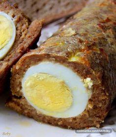 Ja ga pravim na ovaj način. Vrlo jednostavno, ukusno i dekorativno. Sastojci 250 gr mlevenog mesa 1 manja glavica crnog luka 2-3 ...