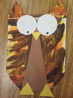Painted Paper Owls - your owls last nite were amazing@Rachael Murkett@Erin Graziano