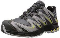 Oferta: 109.98€. Comprar Ofertas de Salomon - Xa Pro 3D Gtx, Zapatillas de Running para Asfalto Hombre, Gris (Autobahn/Aluminium/Corona Yellow), 42 EU barato. ¡Mira las ofertas!