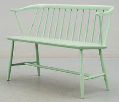 Mintgrön pinnsoffa! #mint