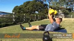 Powerful Kettlebell Ab Exercises You Need to Try  #abs #workout