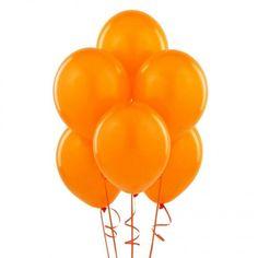 Orange 12 Inch Thickened Latex Balloons, Pack of Premium Helium Quality for Wedding Bridal Baby Shower Birthday Party Decorations Supplies Ballon Baloon Thinken Orange You Glad, Orange Is The New, Dibujos Zentangle Art, Orange Balloons, Round Balloons, Orange Aesthetic, Aesthetic Pics, Color Naranja, Oranges And Lemons