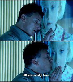 I Am Sam. Ugh, I love this movie!