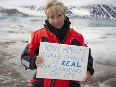 Emma Thompson is furious with Tony Abbott