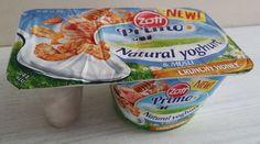 Naturalnie Zott Primo z doadatkiem musli - świetne na drugie śniadanie. #jestemPrimo #zott #jogurtnaturalny #zottnaturalnie