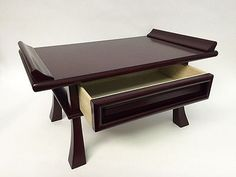 #Cherry kyo table for butsudan gohonzon buddhist bell gong #japan wood #sutra des,  View more on the LINK: http://www.zeppy.io/product/gb/2/161807813643/