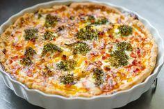 Brokolicový koláč - Recept pre každého kuchára, množstvo receptov pre pečenie a varenie. Recepty pre chutný život. Slovenské jedlá a medzinárodná kuchyňa