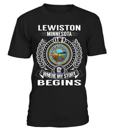 Lewiston, Minnesota - My Story Begins
