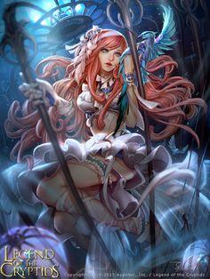 Artist: Unknown name aka zinnaDu - Title: Unknown - Card: Unknown