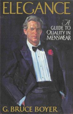 Elegance - A Guide to Quality in Menswear - http://www.darrenblogs.com/2017/03/elegance-a-guide-to-quality-in-menswear/