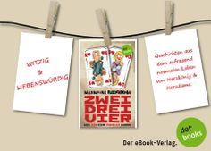 Ein liebenswertes und witziges Buch, das Lust auf Familie macht: Maximilian Buddenbohms ZWEI, DREI, VIER. Mehr Informationen: http://www.dotbooks.de/e-book/269814/zwei-drei-vier