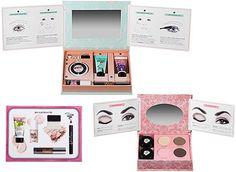 Maquiagem Benefit:          Conheça os novos kits de maquiagem da marca.
