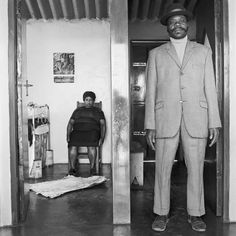 The people of Soweto by David Goldblatt - in pictures | Art and design | The Guardian David Goldblatt, Apartheid, White City, Photo Essay, The Guardian, South Africa, People, Image, House