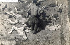 another jewish mass grave in warsaw