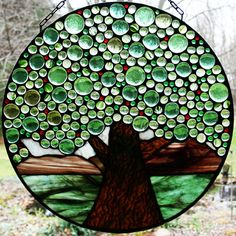 Tree of Life with bubbles