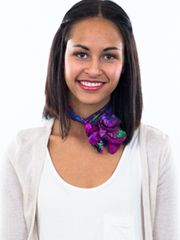 The Knot Library: 50 Ways to Wear a Scarf - Rosette Scarf Belt
