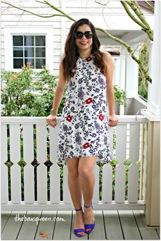 TRUNK CLUB REVIEW MARCH 2016, Theory Dress, How to Wear a Silk Spring Dress, Women 's Style