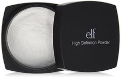 """The e.l.f. #High Definition Powder is a translucent, versatile loose powder that creates a flawless, """"soft focus"""" effect to the skin. Masks fine lines and imperf..."""
