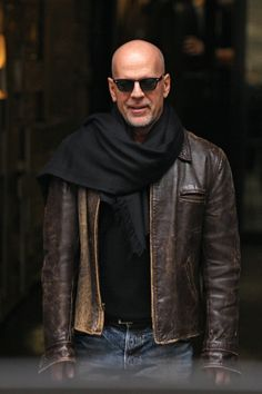 One of my most commonly worn colors as leather jacket. I started ...