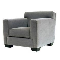 Furniture Club chairs Divan DIVAN CLUB CHAIR 2801 Donghia,Furniture,Club chairs,Divan,Upholstery ,02801,2801,DIVAN CLUB CHAIR